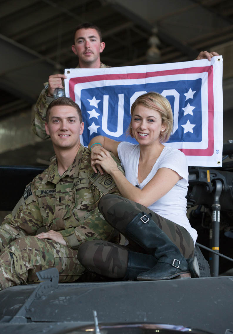 USO TODAY Iliza Shlesinger