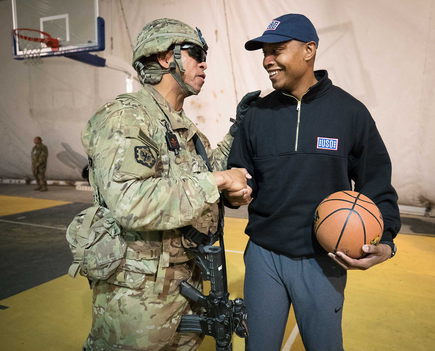 NBA in Afghanistan