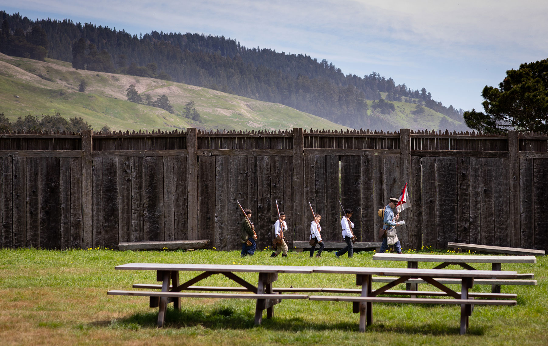 Fort Ross Militia