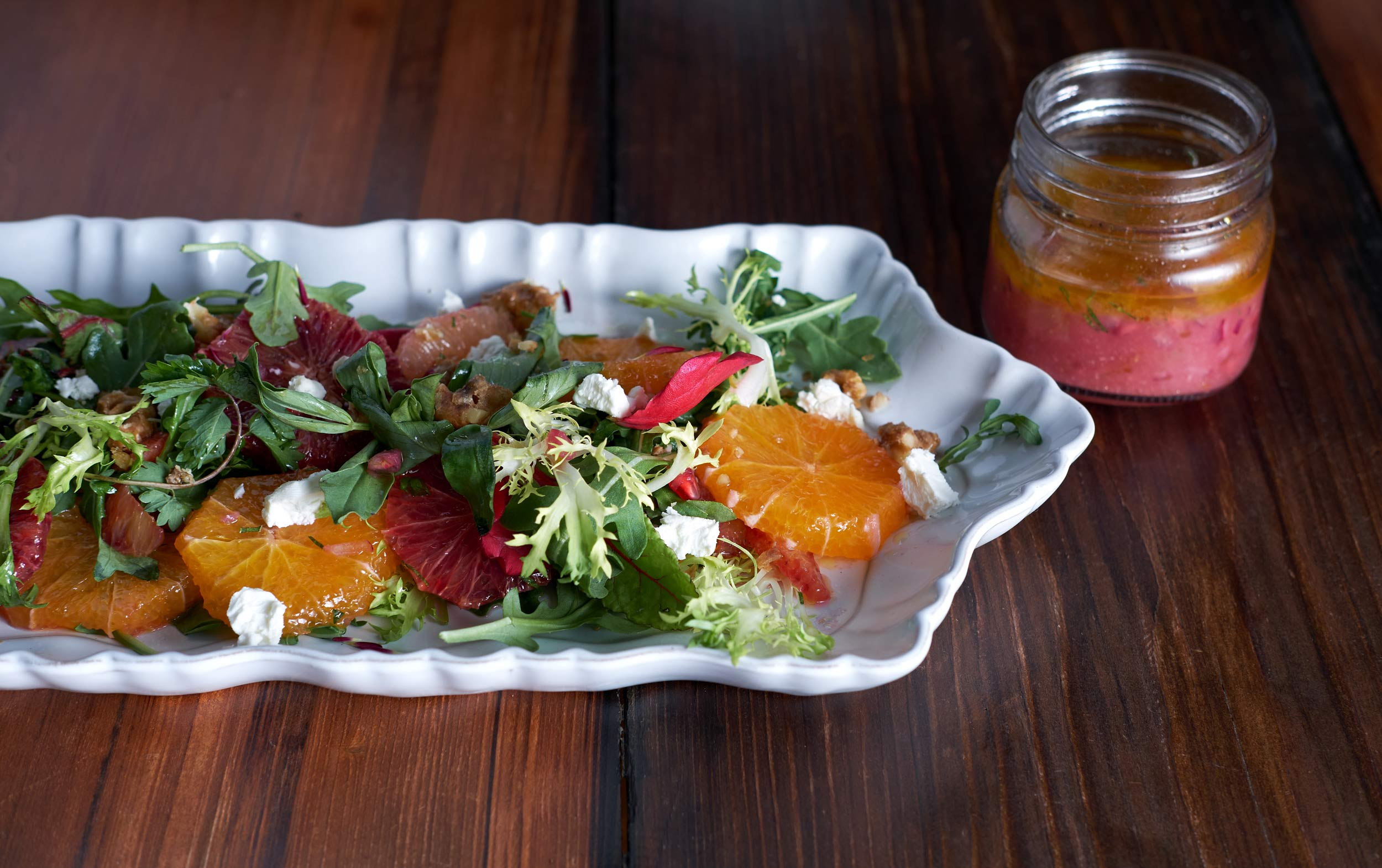 Savory Cafe Citrus Salad