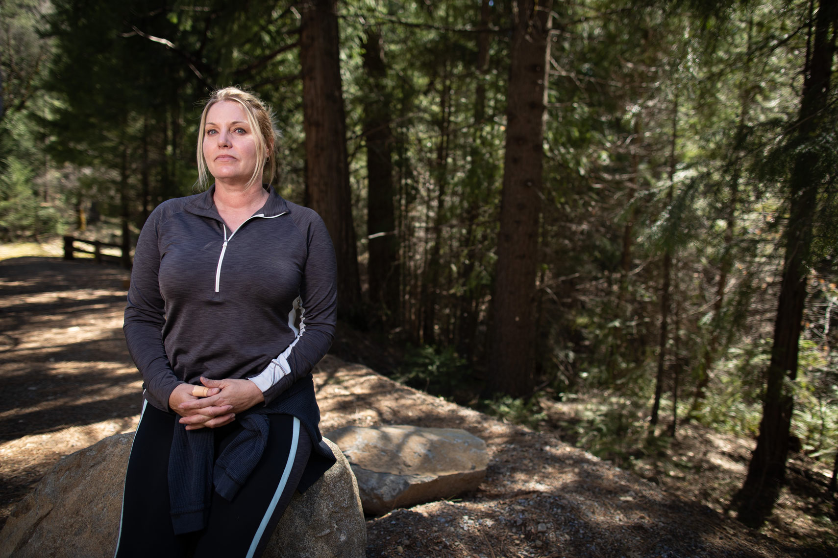 Plaintiff in US Forest Service Lawsuit