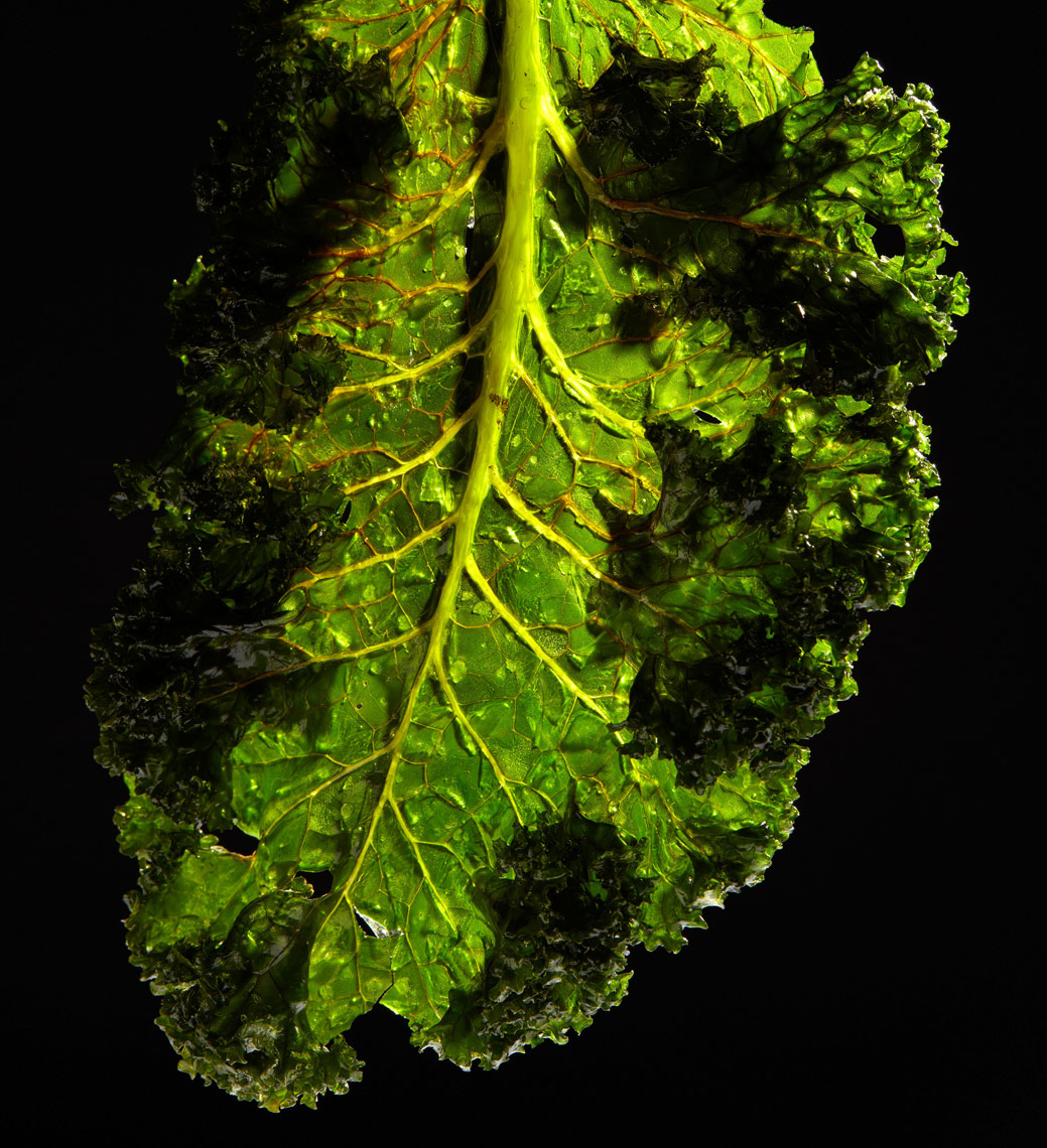 Fried Kale Chip